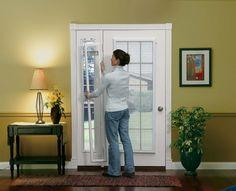 odl enclosed white blind sidelight add-on, amazon et al