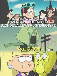 Hahaha, Steven Universe and Peridot