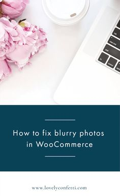Many people who have bought my WordPress themes ask me How to fix blurry photos in WooCommerce so I´ve decided to make a really fast instructional tutorial. Wordpress Plugins, Ecommerce, Remote Desktop Services, Quickbooks Pro, Online Business Opportunities, Wordpress Website Design, Accounting Software, Business Inspiration, Start Up Business