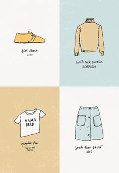 Style Monday: Fall Favorites — June Letters Studio