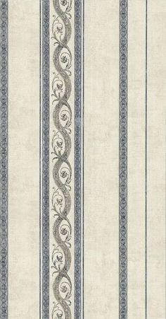 Обои с синими полосками Madeleine Chelsea Decor Wallpapers CD002562 Ковры, Домашний Декор