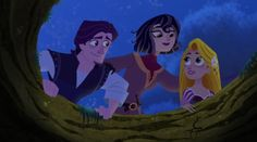 Tangled the Series Screenshots & Quotes Collection