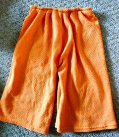 Make shorts from a t-shirt