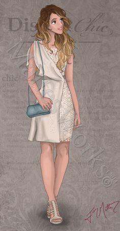 Chic Princess Aurora by MattesWorks
