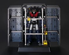 DX Soul of Chogokin Mazinger Z. I thought that the SOC series is going to end.... I guess not. I don't have room in my case. I am happy with my GX01- to GX61. Stop torturing us, Bandai!!!
