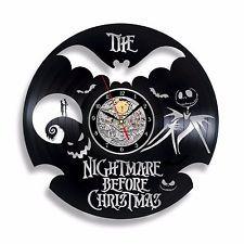 nightmare before christmas clocks Nightmare Before Christmas Clock, Cool Clocks, Ebay Shopping, Jack And Sally, The Originals, Disney, Cool Watches, Disney Art