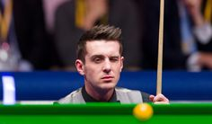 It's that time of year again. The World Snooker Championship runs from 18th April - 4th May 2015. *excite*  Mark Selby has one eye on retaining the world championship.