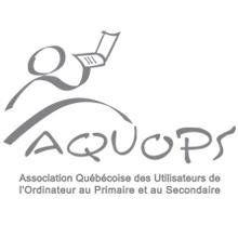 Twitter officiel de l'AQUOPS, l'Association Québécoise des Utilisateurs de l'Ordinateur au Primaire et au Secondaire.  L'AQUOPS est un organisme à but non lucratif dont la mission est de regrouper des intervenants scolaires, du niveau pré-scolaire, primaire et secondaire, afin de favoriser l'intégration et l'utilisation pédagogique des technologies de l'information et de la communication (TIC) en éducation. Un BON développement des TIC en éducation est important.