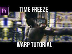 Time Freeze Warp Effect | Adobe Premiere Pro Tutorial | - YouTube