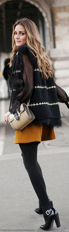 http://www.pinterest.com/pin/386465211746153557/Street Style | Olivia Palermo เป็นแต่งตัวOlivia Palermo สามารถแต่งตัวไปทำงานได้ จะเป็นแฟชั่นของคนที่อยู่ในช่วงอาย25-35 ชนชั้นปานกลางถึงชนชั้นสูง