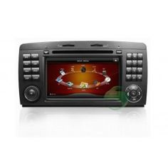 In-Dash Car DVD Gps navigation Stereo for Mercedes-Benz R Class W251 with Radio TV Bluetooth Ipod