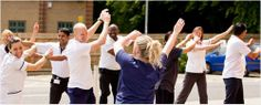 This year's Workout at Work Day takes place on Friday 6 June when CSP members will once again encourage workers across the UK to get more physically active during their working day. Workout At Work, Encouragement, June, Friday, News