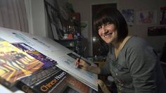 Cartoonists, novelists, poets, and readers converge at Word Vancouver!   Inside Vancouver Blog