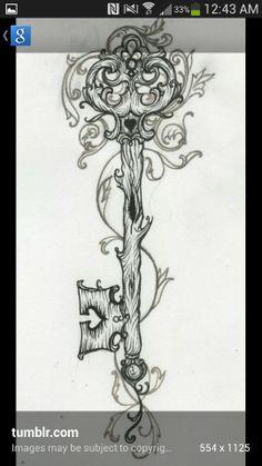 Tree key