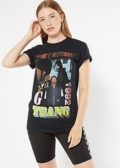 Black G Thang Snoop Dogg Graphic Tee