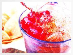 cherry coke....love them....