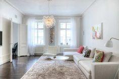 Appartement suédois - Séjour doux et léger, magnifique.
