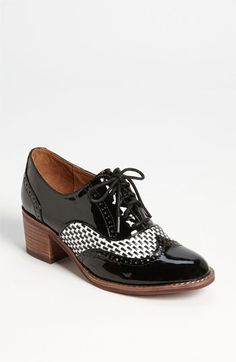 Jeffrey Campbell 'William' Woven Oxford available at #Nordstrom