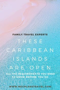Our top requested Caribbean island opening information and entry requirements (plus deals and where to stay!). #stlucia #caribbean #aruba #antigua #turksandcaicos #familytravel #honeymoon Turks And Caicos, Family Travel, Traveling By Yourself, Caribbean, Island, Antigua, Family Trips, Block Island, Islands