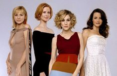 "The movie: Sex and the City Cast List is an interesting mix. Of course you have the famous leading cast Sarah Jessica Parker as ""Carrie Bradshaw"", Kim John Slattery, Samantha Jones, Jane The Virgin, Sarah Jessica Parker, Carrie Bradshaw, Gossip Girl, Big Fashion, Fashion Looks, White Tutu Skirt"