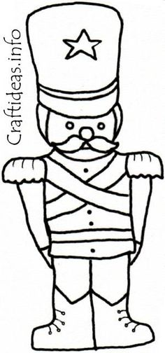 nutcracker coloring sheets christmas coloring book page for kids toy soldier