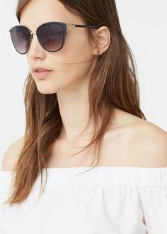 Retro style sunglasses | MANGO