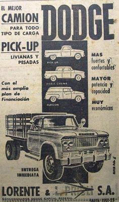 Dodge Camión 1962
