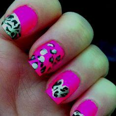 Animal nails!