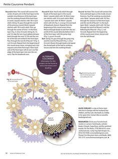 BiserStyle - бисер, бисероплетение, схемы Free Beading Tutorials, Beading Patterns Free, Jewelry Making Tutorials, Beading Projects, Super Duo Beads, Twin Beads, Beaded Jewelry Designs, Bead Loom Bracelets, Beading Techniques