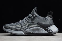 2020 adidas Alphabounce Yeezy Boost M Dark Grey/Black Shoes For Men Adidas Shoes, Shoes Sneakers, Mens Skechers, Training Sneakers, Vegan Shoes, Sport Wear, New Shoes, Sport Outfits, Designer Shoes