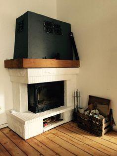 ber ideen zu eckkamin auf pinterest kaminbausatz. Black Bedroom Furniture Sets. Home Design Ideas