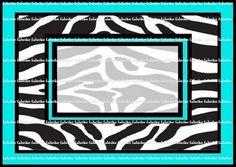Type then print zebra labels