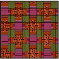 free rail fence quilt patterns and project links - an easy quilt for beginning quilters