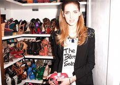 Dreams Come True: Chiara Ferragni's Wardrobe Is Up for Grabs via @WhoWhatWear