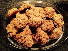 My own Vanishing oatmeal raisin cookies.