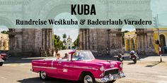 Kuba – Busrundreise durch Westkuba Cienfuegos, Vinales, Varadero, Trinidad, Blog, Tour Operator, Old Town, Travel Report, Tours