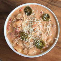Chicken and Shrimp Jalapeno Chili