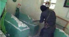 Muçulmanos destroem túmulo do profeta Jonas e incendeiam 11 igrejas