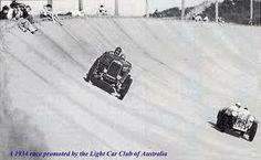 The Maroubra Speedway.