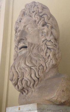 Galerie des Sculptures. Vatican. Roma.