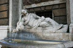 Au carrefour des Quatre-Fontaines - Rome, la cité éternelle sur L ...