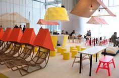 Design Bar at Stockholm Furniture Fair 2011 by Katrin Greiling