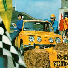 #renault #renault8 #jaune