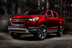 2017 Holden Colorado Truck Redesined and Refreshed - http://foyhouse.com/2017-holden-colorado-truck-redesined-and-refreshed/