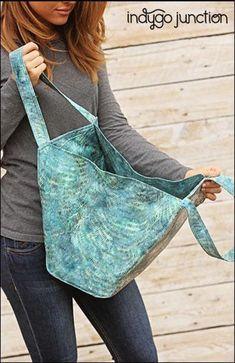 Tribeca Tote Bag | Craftsy