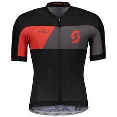 El maillot de manga larga RC Premium de SCOTT es una prenda de alta gama con cremallera integral y un ajuste ergonómico preformado que se adapta a... Cycling Wear, Bike Wear, Cycling Jerseys, Cycling Outfit, Bicycle Clothing, Cycling Clothing, Scott Sports, Atv, Cool Designs