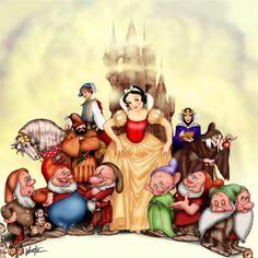 Snow White by Gerry Weintz [©2011]