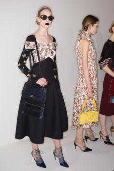 Christian Dior Fall 2016 Ready-to-Wear Fashion Show Beauty