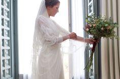 Maravilloso ramo de novia de Elena Suárez & Co #ramodenovia #bridalbouquet #tendenciasdebodas