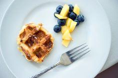 NYT Cooking: Liège Waffles